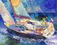 Sailboat Fine Art Print