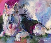 German Shepherd Fine Art Print