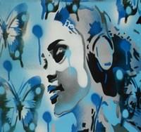 Butterfly Dreams Fine Art Print