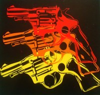 Pop Gun 1 Fine Art Print
