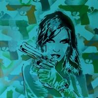 Revolver Greens Fine Art Print
