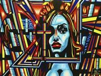 Face The Faith Fine Art Print