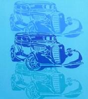 Muscle Car 2 Fine Art Print