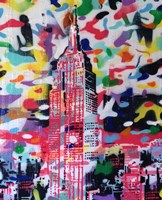 New York Camo Fine Art Print
