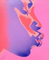 Pink Kiss Fine Art Print