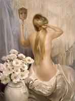 The Mirror Fine Art Print
