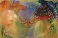 Fluid Movement Fine Art Print