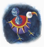 OiseauInca Fine Art Print