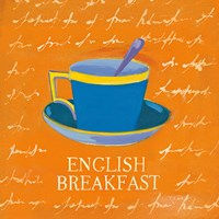 English Breakfast Bright Fine Art Print