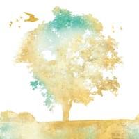 Dream Tree I Framed Print