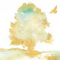 Dream Tree II Framed Print