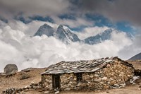 Khumbu Valley, Nepal Fine Art Print
