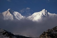 Makalu From the Kangshung, Tibet Fine Art Print