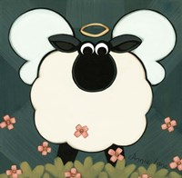 Holy Sheep Fine Art Print