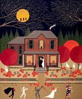 Halloween 2 Fine Art Print