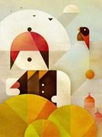 Birdman Fine Art Print
