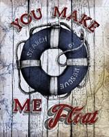Lifesaver Fine Art Print