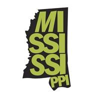 Mississippi Letters Fine Art Print
