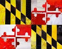 Maryland Fine Art Print