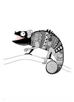 Gecko Fine Art Print
