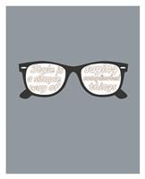 Glasses Fine Art Print