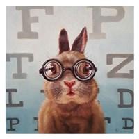 Four Eyes Fine Art Print