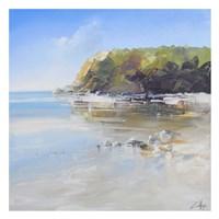 Coast Line Fine Art Print