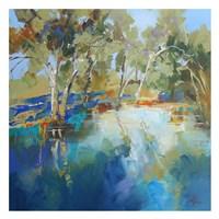 Cobram Creek Fine Art Print