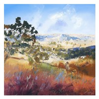 King Valley Fine Art Print
