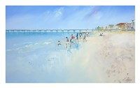 Low Tide at Henley Fine Art Print