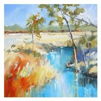 Summer Water 2 Fine Art Print