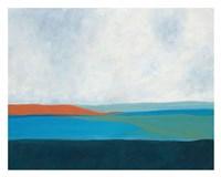 Layered Earth 2 Fine Art Print