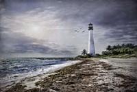 Key Biscayne Lighthouse Fine Art Print