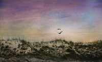Wings of Dawn Fine Art Print