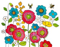 Harper's Garden Fine Art Print