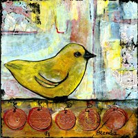 Sweet Bird Fine Art Print
