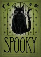 Vintage Halloween Spooky Fine Art Print
