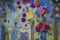 Floral Explosion Fine Art Print