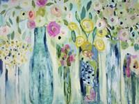 Glass Vases Fine Art Print