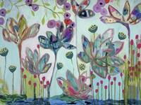 Floating Fine Art Print