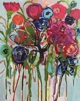 Flower Demo Fine Art Print