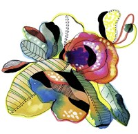 Organic Flower Fine Art Print