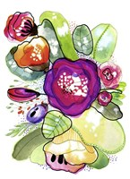 Organic Poetry Fine Art Print