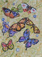 Butterfly Dance Fine Art Print