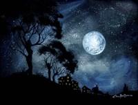 Moonage Daydream Fine Art Print