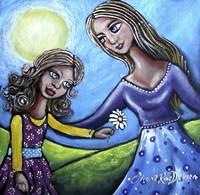 The Girls Fine Art Print