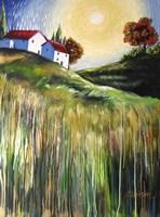 Autumn Whispers Fine Art Print