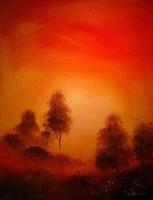 Autumn Landscapes Fine Art Print