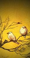 Early Bird Tweets Fine Art Print