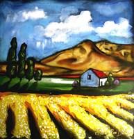 Canola Fields Fine Art Print